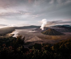 Bromo Tennger Semeru National Park: Fantastic Landscapes by Carolin Unrath