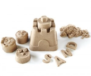 Brookstone Kinetic Sand