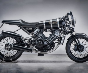 Broughs New Superior SS100