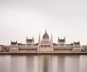 Budapest, the Old Lady: Architectural Photographs by Ludwig Favre