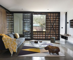Budget Aussie Home with Operable Faade is Small and Sustainable