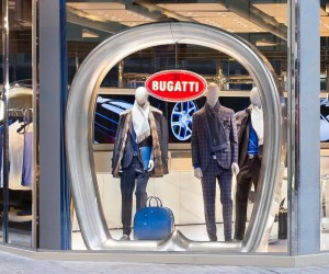 Bugatti opens its first lifestyle boutique in London