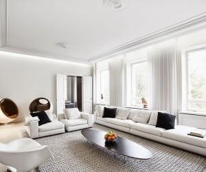 Bulevardi 1 Apartment by Saukkonen  Partners