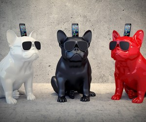 Bulldog Bluetooth Speaker for iPhone