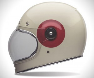 Bullitt Motorcycle Helmet by Bell