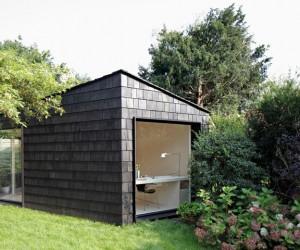 Bussum Garden Studio by Serge Schoemaker Architects