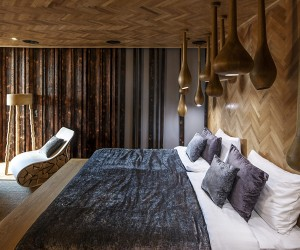 StudioButik Design Rooms hotel by Singer Design Studio