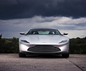 Buy James Bonds Aston Martin DB10