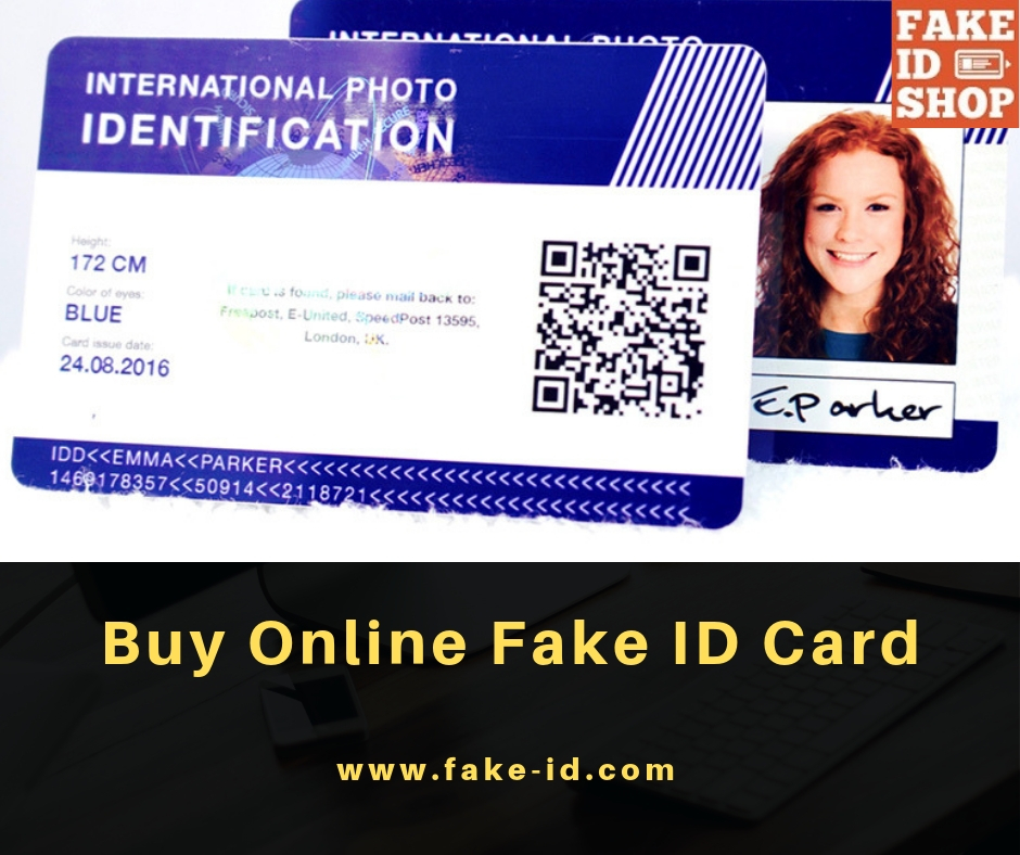 Buy Quality Scannable Fake ID