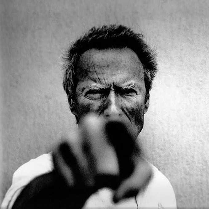 Bw Celebrity Portraits By Anton Corbijn