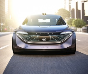 Byton K-Byte Concept Unveiled In Shanghai