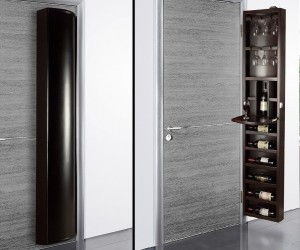 Cabidor Wine Steward Door Storage