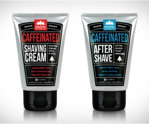Caffeinated Shaving Set