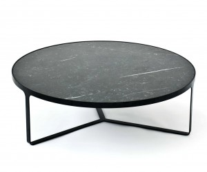 Cage Round Table Low by Gordon Guillaumier for Tacchini