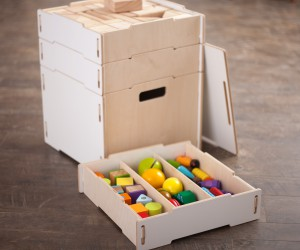 Caja Collection Organization Design Project