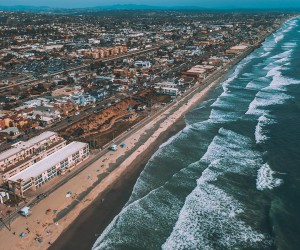 California From Above: Creative Drone Photography by Ale Petra