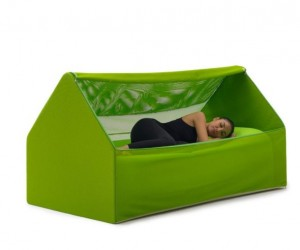 Ca.Mia: Pop-Up Bed in a Bag