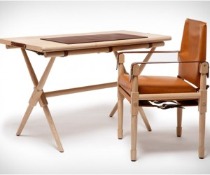 Campaign Furniture Collection   by Ghurka