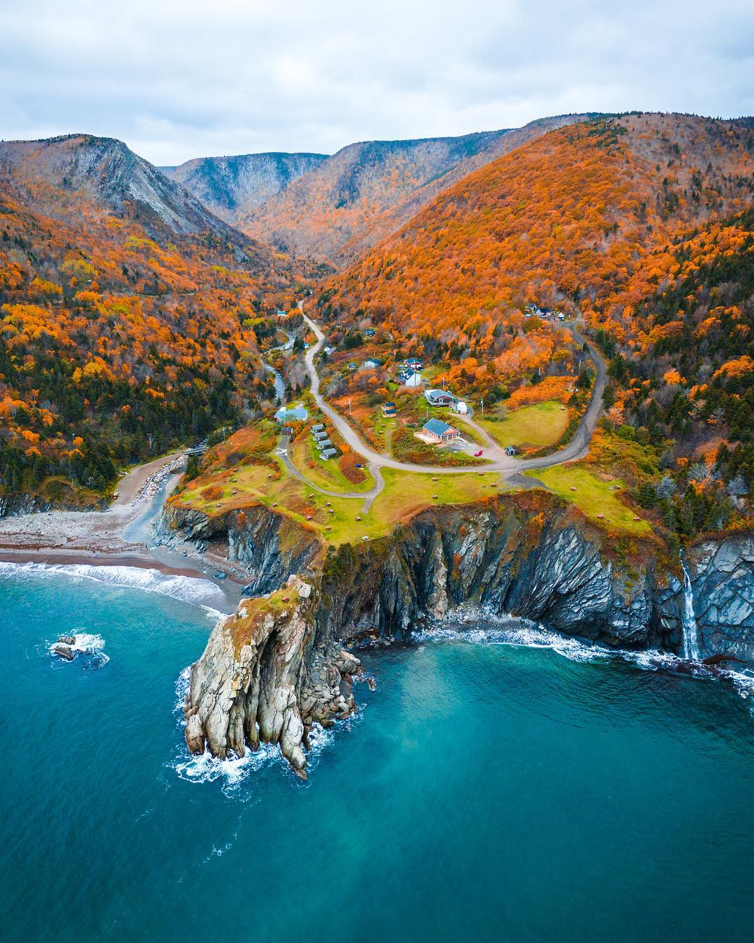 Canada From Above Stunning Drone Photography By Tom Cochrane