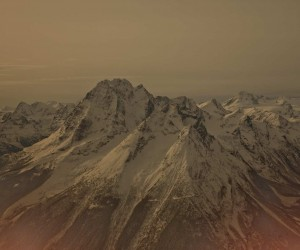 Canada Mountains: Mindblowing Aerial Series by Christian Schmidt