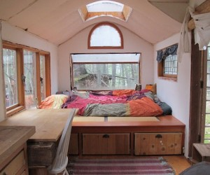 Canadian Gypsy Wagon Home