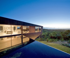 Cape Schanck House by Jackson Clements Burrows