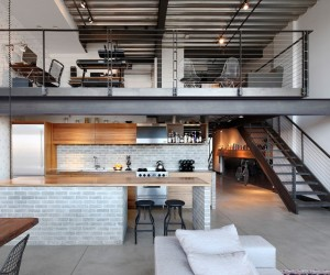Capitol Hill Loft by SHED Architecture & Design