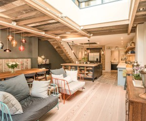 Captivating Eclectic Home Born out of a Derelict 19th Century House