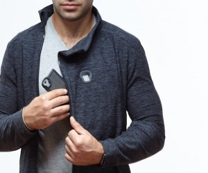 Captr Jacket: Smartphone Jacket