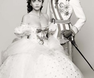 Cara Delevingne and Pharrell sing duet for Chanel film