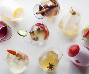 Carat, KAYIWAs New Gravity-Defying Glassware