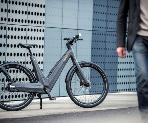 Carbon Fiber Electric Bike | Leaos