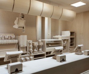 Carcass by Roxy Paine | The Restaurant Reimagined