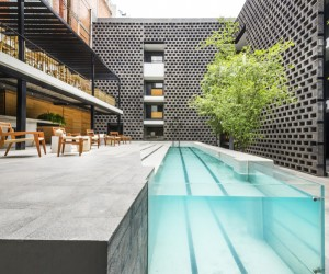 Carlota Hotel by JSa Arquitectura, Mexico City