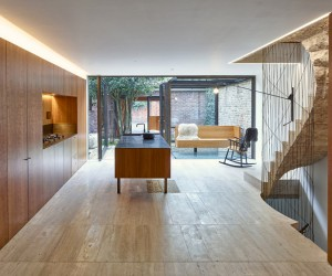 Caroline Place by Amin Taha Architects