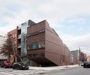 Carrol House by LOT-EX, Brooklyn