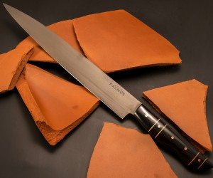 Carve a Turkey in Style: a Slicer from Kalmus Culinary Knives