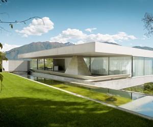 Casa ai Pozzi by Silvia Gmur Reto Gmur