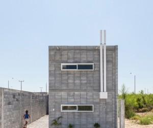 Casa Caja by S-AR stacin-ARquitectura