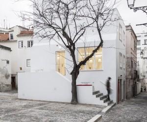 Casa da Severa by Jos Adrio Arquitecto