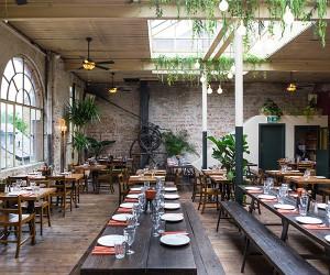 Casa do Frango Restaurant, London, UK