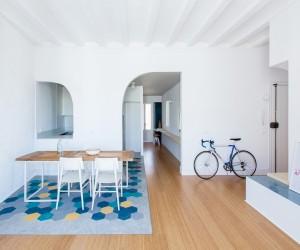 Casa Eulia in Barcelona by CAVAA Arquitectes