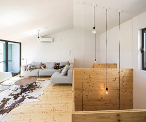 Casa no Prncipe Real in Lisbon by Camarim Arquitectos