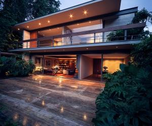 Casa Sierra Leona in Mexico City by Jos Juan Rivera Ro