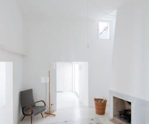 Casa Voltes by Sergison Bates Liebman Villavecchia