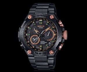 Casio G-Shock MR-G Hammer Tone Watch