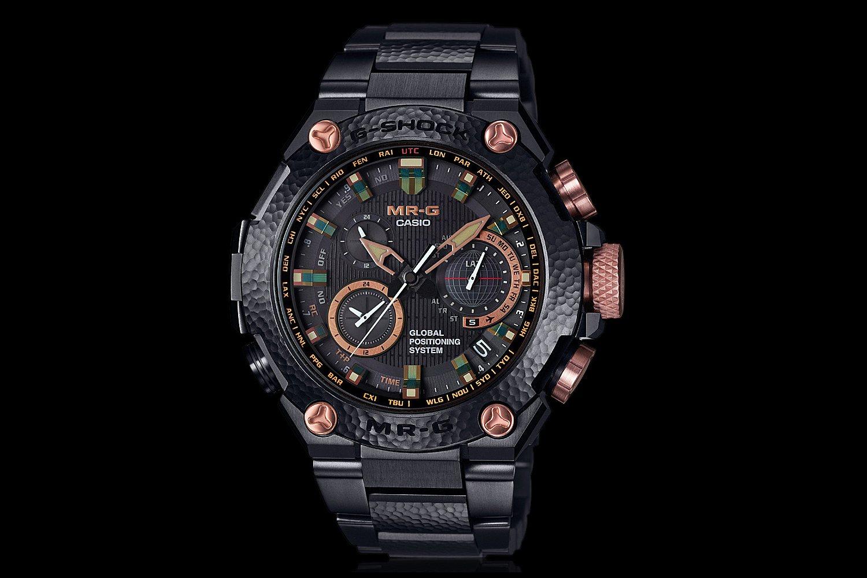 Casio G Shock Mr G Hammer Tone Watch