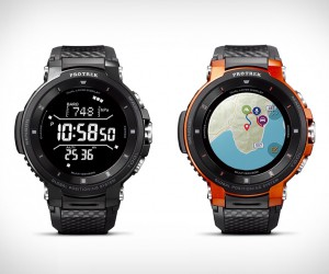 Casio WSD-F30 Smartwatch