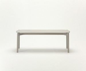 Castor Dining Bench by BIG-GAME