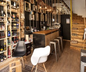 Cat and Mouse Beer Bar Interior by Studio 8